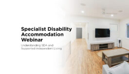 Understanding Specialist Disability Accommodation