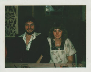 Charlie & Jenny - the early days