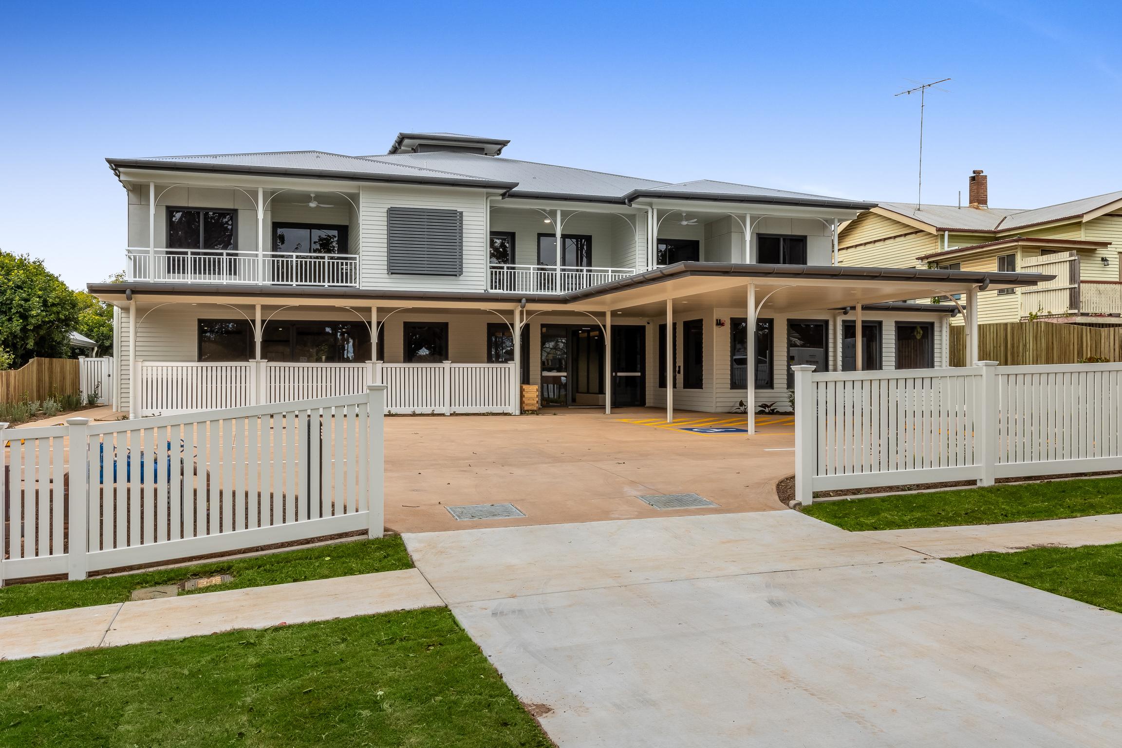 Toowoomba SDA apartments