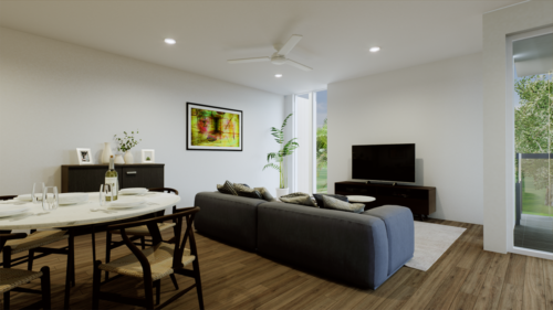 Luxury apartment inclusions