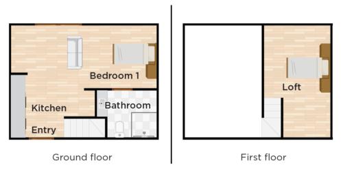 wellbridge floorplans